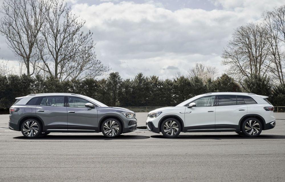 Volkswagen ID.6: SUV electric destinat pieței din China, cu autonomie de până la 588 kilometri - Poza 2