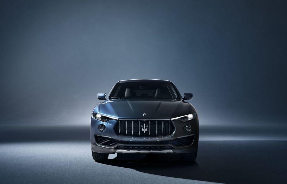 Primul SUV electrificat de la Maserati: Levante primește versiune micro-hibridă de 330 CP - Poza 39