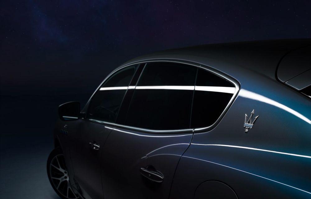 Primul SUV electrificat de la Maserati: Levante primește versiune micro-hibridă de 330 CP - Poza 26