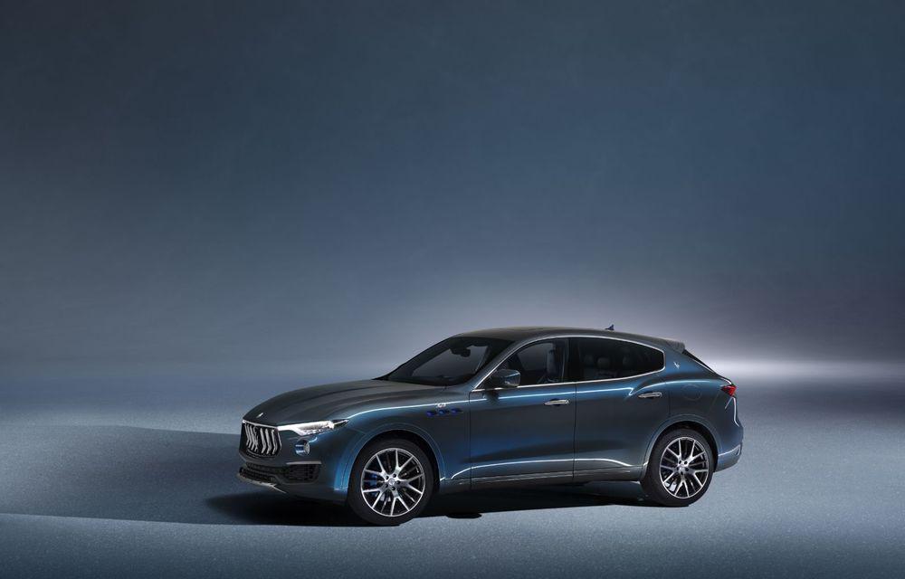 Primul SUV electrificat de la Maserati: Levante primește versiune micro-hibridă de 330 CP - Poza 40