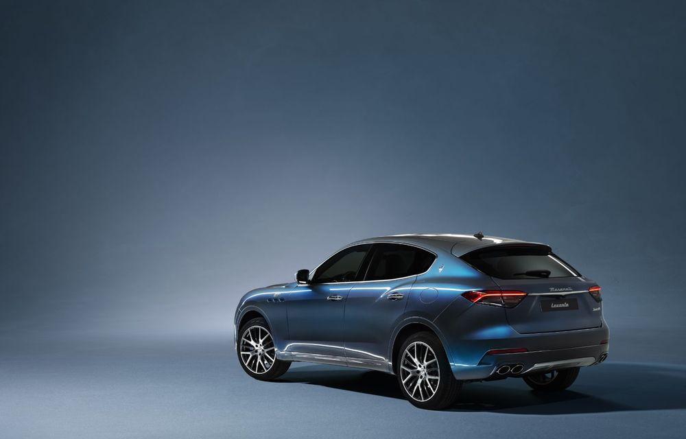 Primul SUV electrificat de la Maserati: Levante primește versiune micro-hibridă de 330 CP - Poza 42