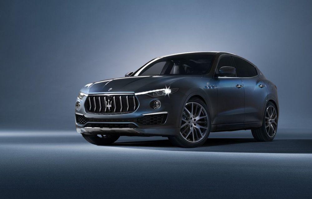 Primul SUV electrificat de la Maserati: Levante primește versiune micro-hibridă de 330 CP - Poza 1