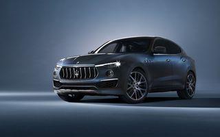 Primul SUV electrificat de la Maserati: Levante primește versiune micro-hibridă de 330 CP