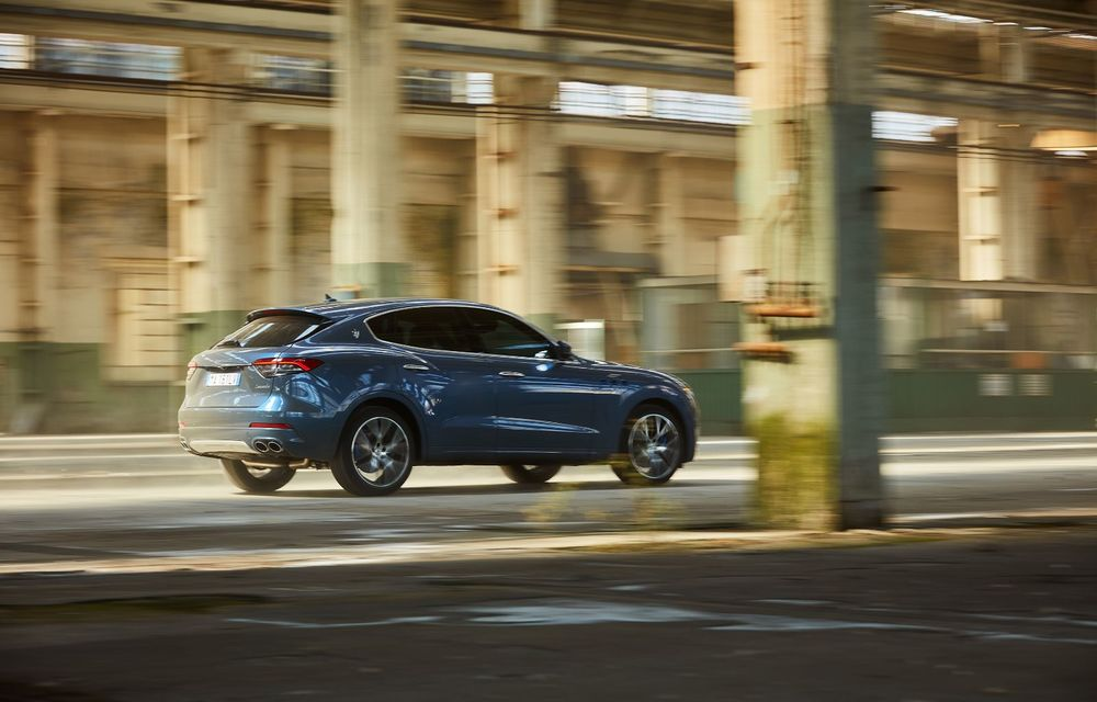 Primul SUV electrificat de la Maserati: Levante primește versiune micro-hibridă de 330 CP - Poza 4