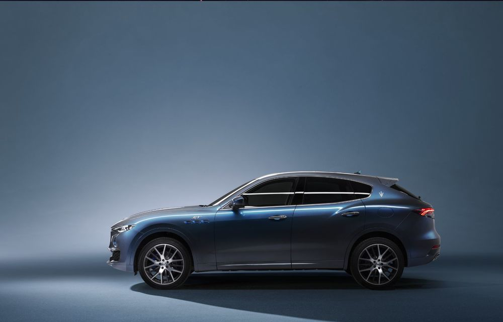 Primul SUV electrificat de la Maserati: Levante primește versiune micro-hibridă de 330 CP - Poza 41