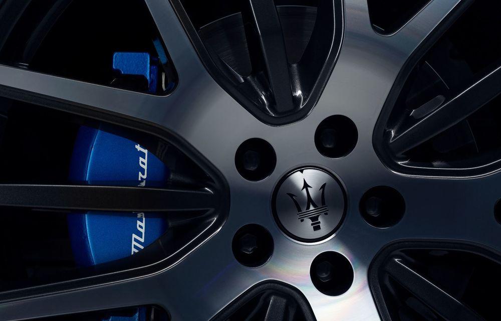 Primul SUV electrificat de la Maserati: Levante primește versiune micro-hibridă de 330 CP - Poza 27