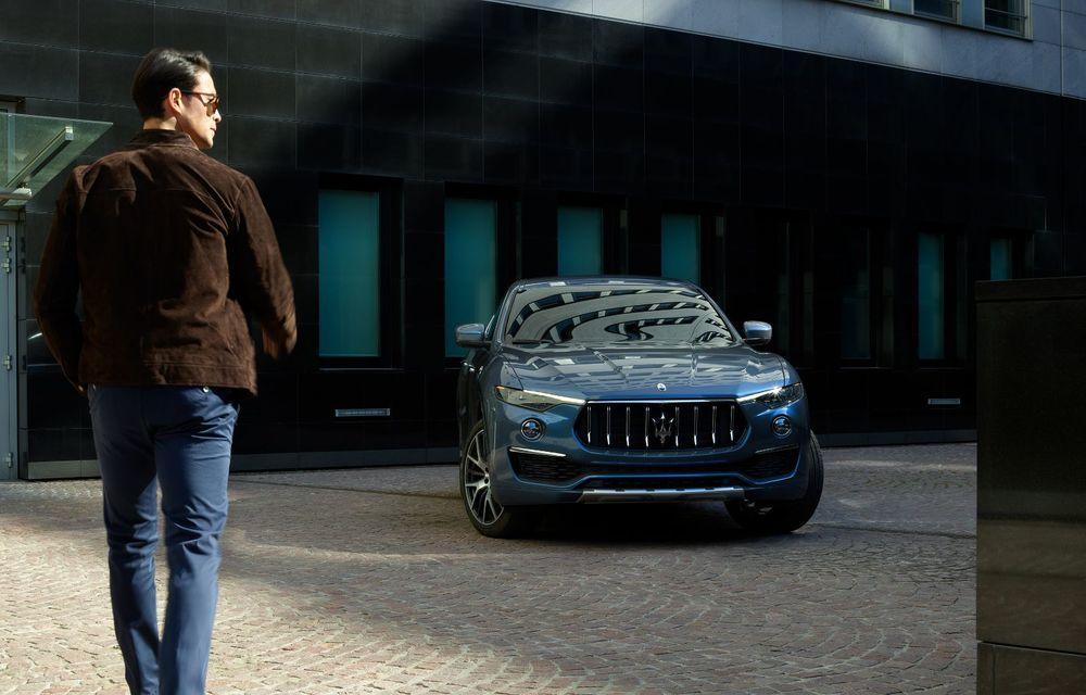 Primul SUV electrificat de la Maserati: Levante primește versiune micro-hibridă de 330 CP - Poza 21