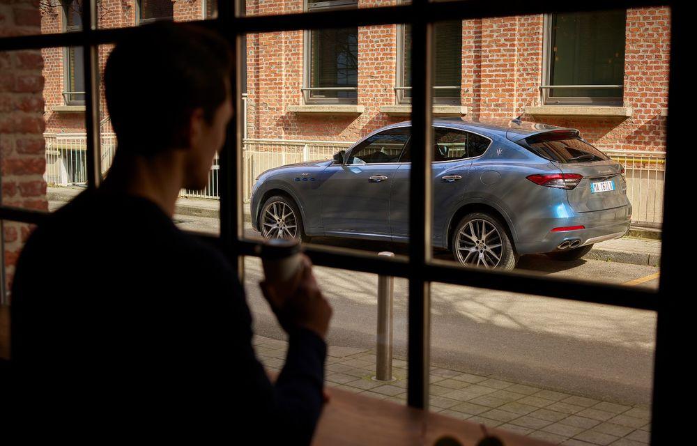 Primul SUV electrificat de la Maserati: Levante primește versiune micro-hibridă de 330 CP - Poza 10