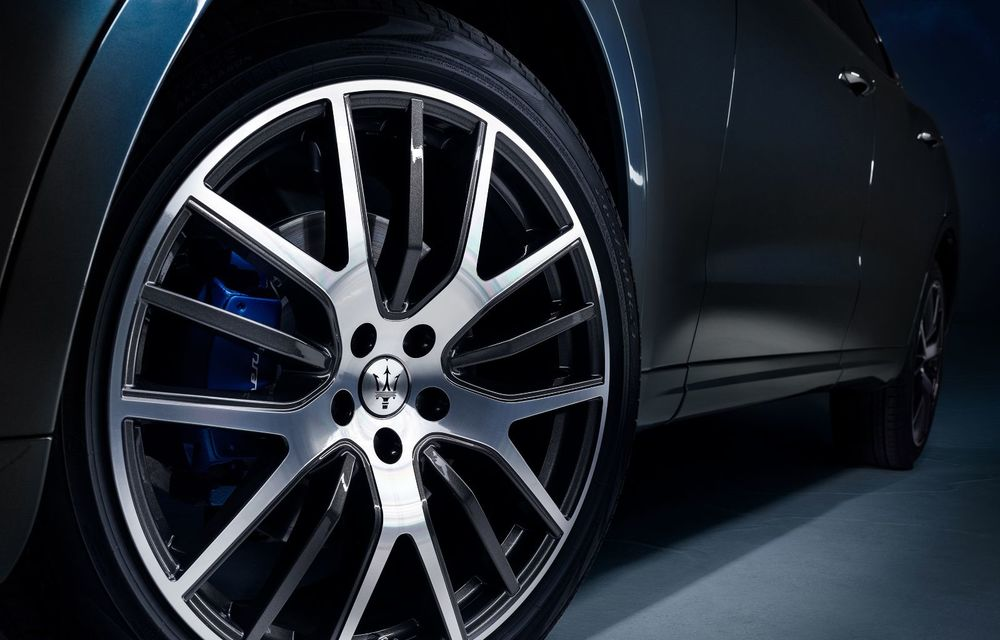 Primul SUV electrificat de la Maserati: Levante primește versiune micro-hibridă de 330 CP - Poza 23