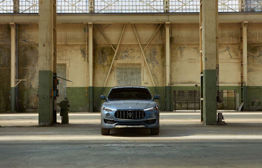 Primul SUV electrificat de la Maserati: Levante primește versiune micro-hibridă de 330 CP - Poza 2