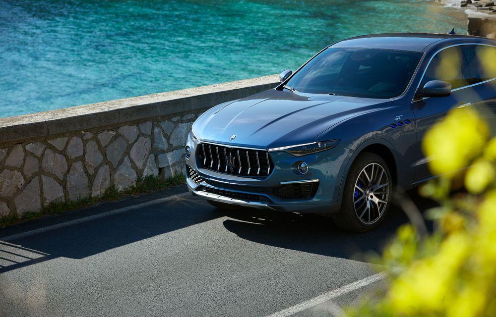 Primul SUV electrificat de la Maserati: Levante primește versiune micro-hibridă de 330 CP - Poza 13