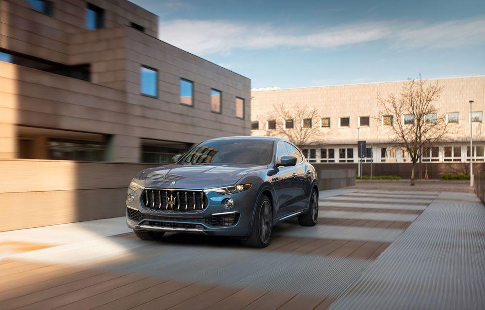Primul SUV electrificat de la Maserati: Levante primește versiune micro-hibridă de 330 CP - Poza 18