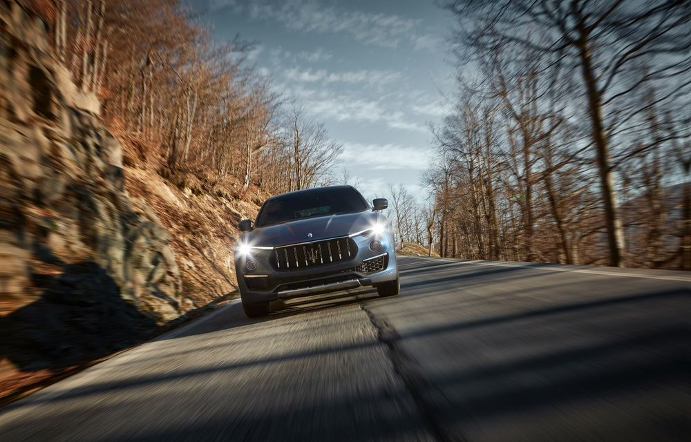 Primul SUV electrificat de la Maserati: Levante primește versiune micro-hibridă de 330 CP - Poza 16