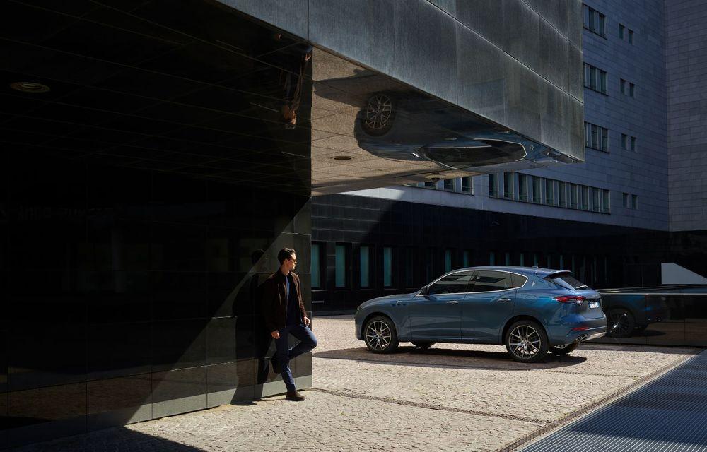 Primul SUV electrificat de la Maserati: Levante primește versiune micro-hibridă de 330 CP - Poza 22