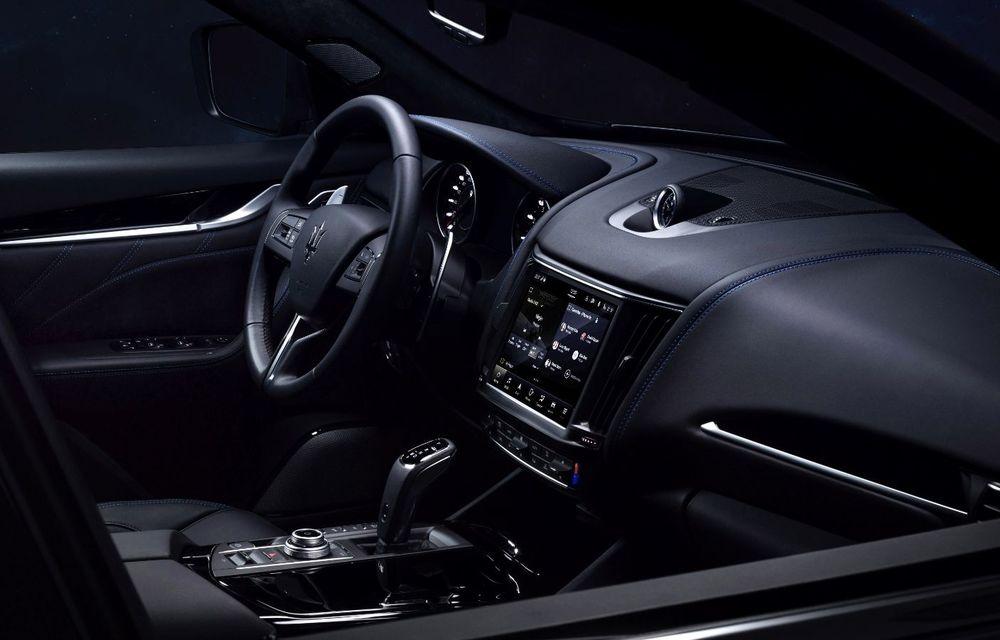 Primul SUV electrificat de la Maserati: Levante primește versiune micro-hibridă de 330 CP - Poza 37