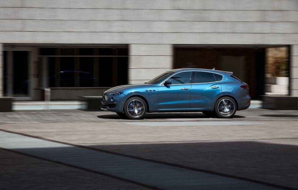 Primul SUV electrificat de la Maserati: Levante primește versiune micro-hibridă de 330 CP - Poza 20