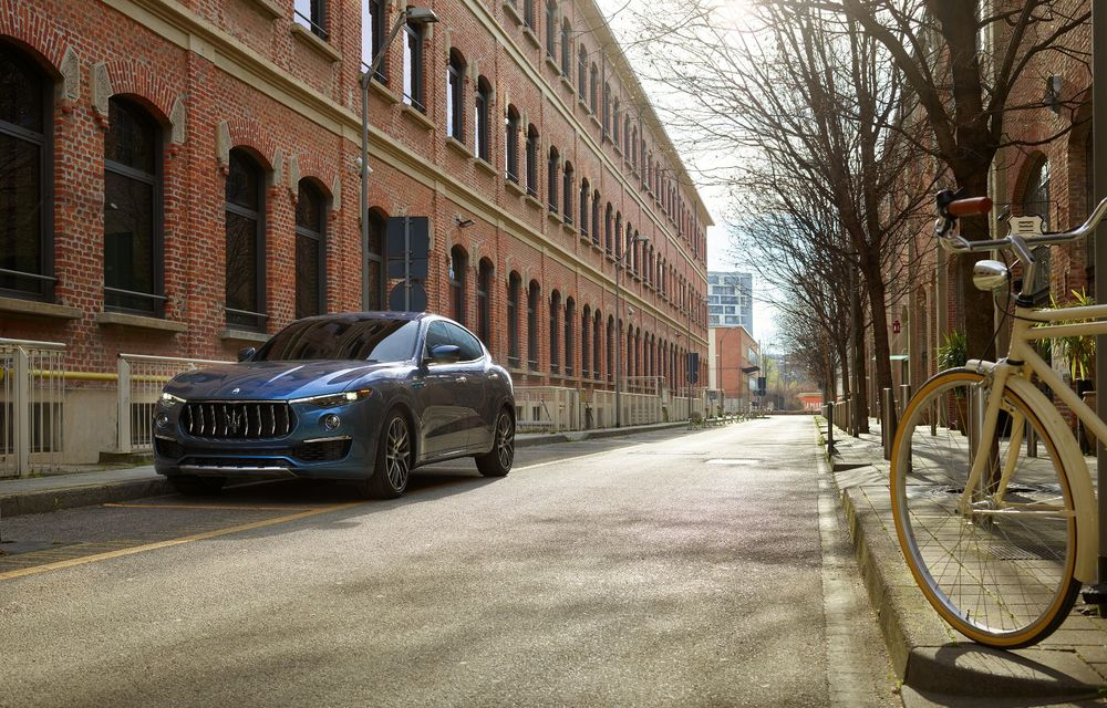 Primul SUV electrificat de la Maserati: Levante primește versiune micro-hibridă de 330 CP - Poza 6