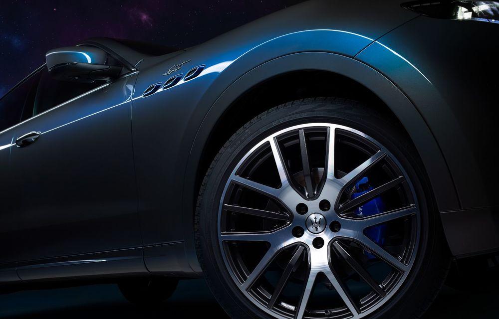 Primul SUV electrificat de la Maserati: Levante primește versiune micro-hibridă de 330 CP - Poza 28