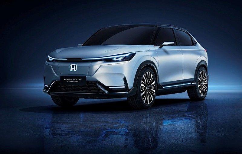 Honda prezintă SUV e:prototype: conceptul anunță un SUV electric pentru piața chineză - Poza 1