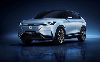 Honda prezintă SUV e:prototype: conceptul anunță un SUV electric pentru piața chineză
