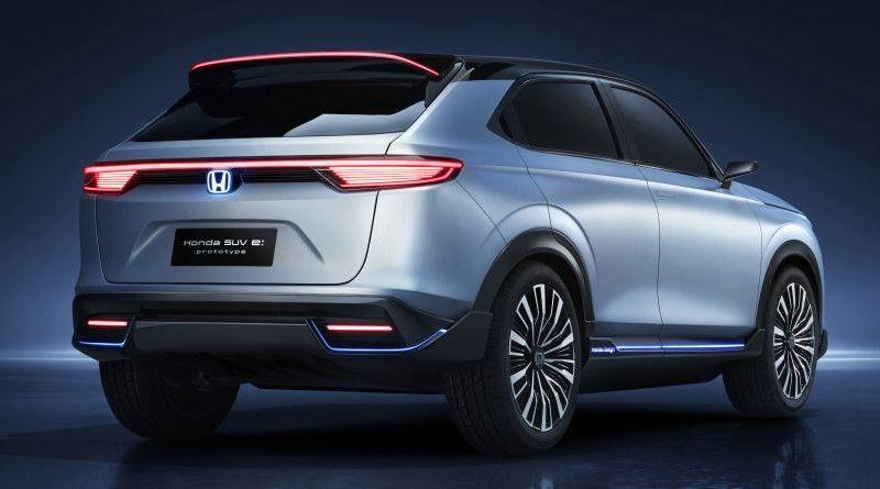 Honda prezintă SUV e:prototype: conceptul anunță un SUV electric pentru piața chineză - Poza 2