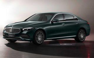 Mercedes-Benz Clasa C L: versiune cu ampatament mărit, disponibilă doar pe piața din China