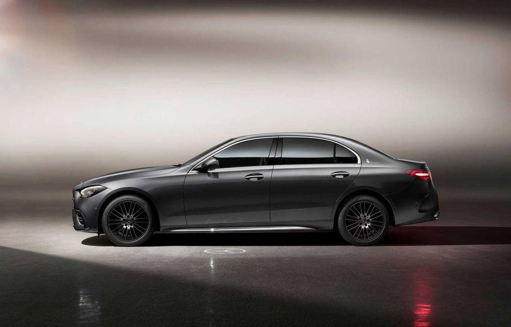 Mercedes-Benz Clasa C L: versiune cu ampatament mărit, disponibilă doar pe piața din China - Poza 5