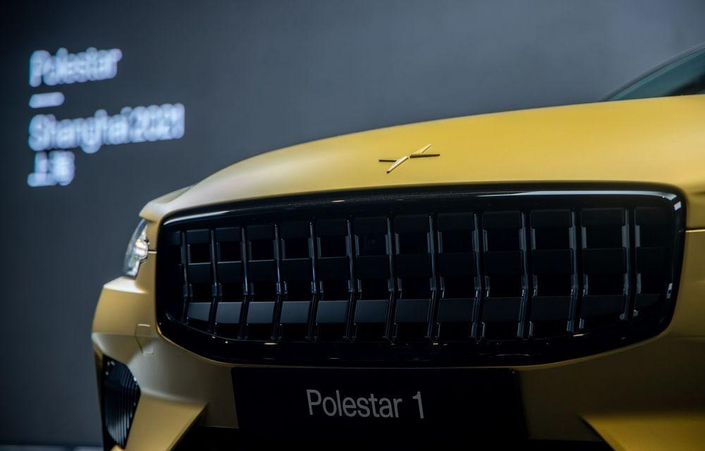 Polestar 1 primește o ediție specială de adio: se numește Gold și va fi produsă în doar 25 de exemplare - Poza 9
