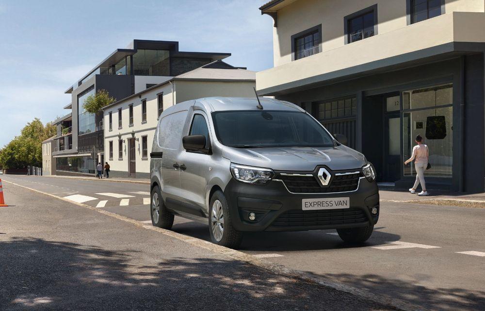 Prețuri Renault Express Van în România: start de la 12.950 de euro - Poza 1