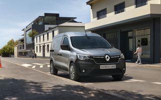 Prețuri Renault Express Van în România: start de la 12.950 de euro