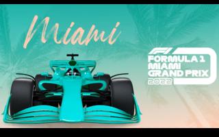 Din 2022, Formula 1 va avea etapă la Miami pe un circuit nou de 5.4 kilometri