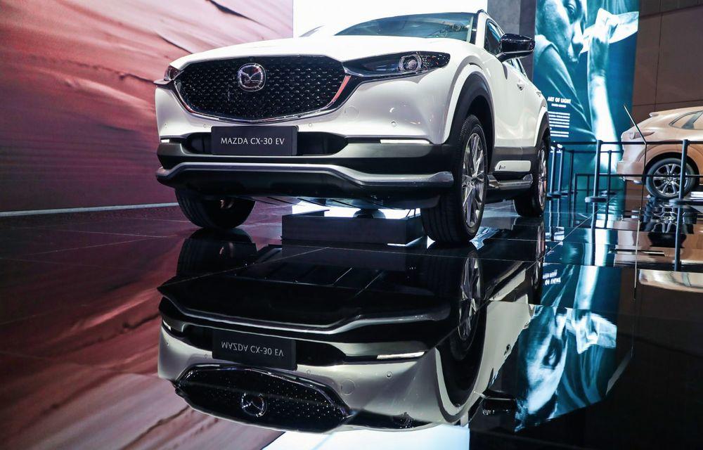 Mazda lansează noul CX-30 EV. SUV-ul cu zero emisii este disponibil doar în China - Poza 2