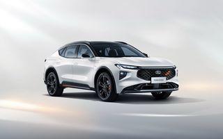 Ford a prezentat noul Evos: display uriaș de 43 inch și tehnologie de condus semi-autonom de nivel 2