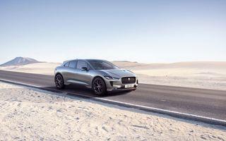 Jaguar anunță o nouă variantă Black pentru SUV-ul electric I-Pace