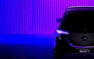 Mercedes-Benz EQT: conceptul anunță lansarea unei autoutilitare urbane cu zero emisii