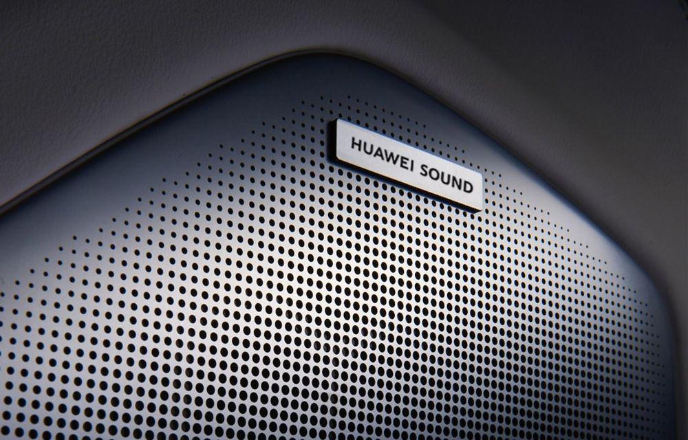 Huawei a lansat primul său automobil. SF5 este un SUV cu 551 CP și 180 km autonomie în modul electric - Poza 11