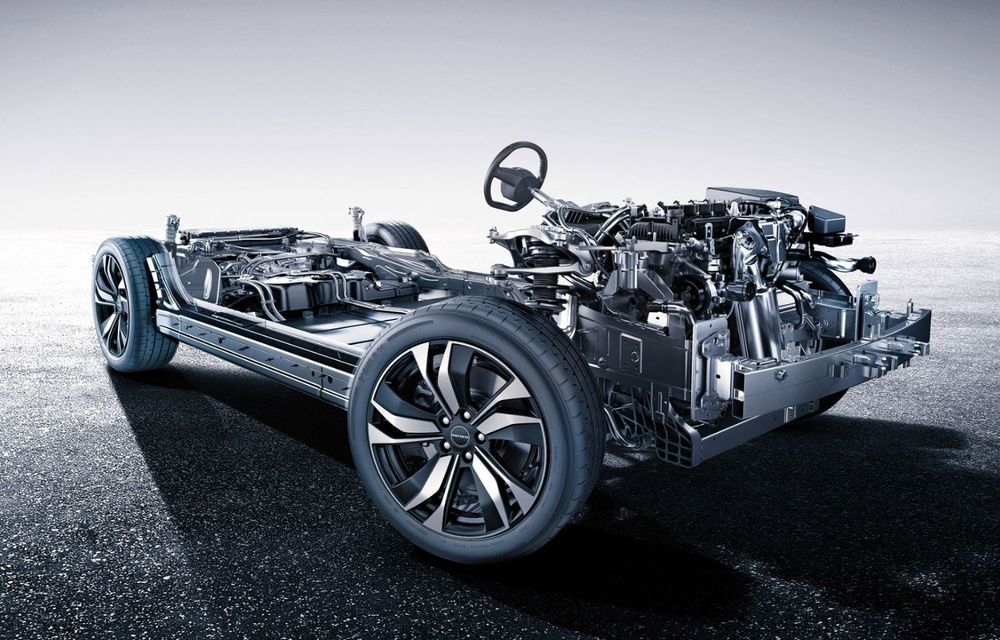 Huawei a lansat primul său automobil. SF5 este un SUV cu 551 CP și 180 km autonomie în modul electric - Poza 16