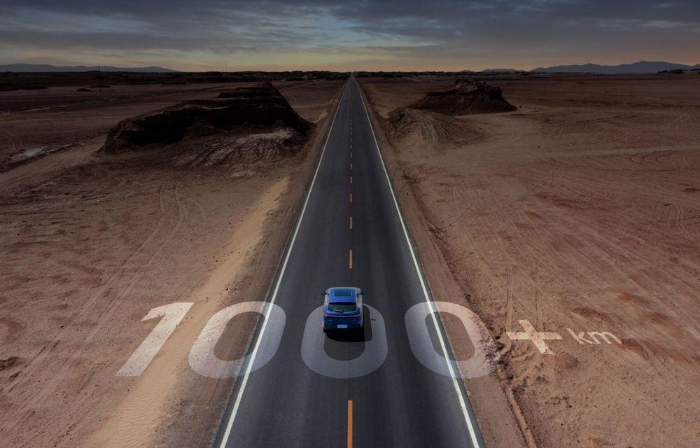 Huawei a lansat primul său automobil. SF5 este un SUV cu 551 CP și 180 km autonomie în modul electric - Poza 6