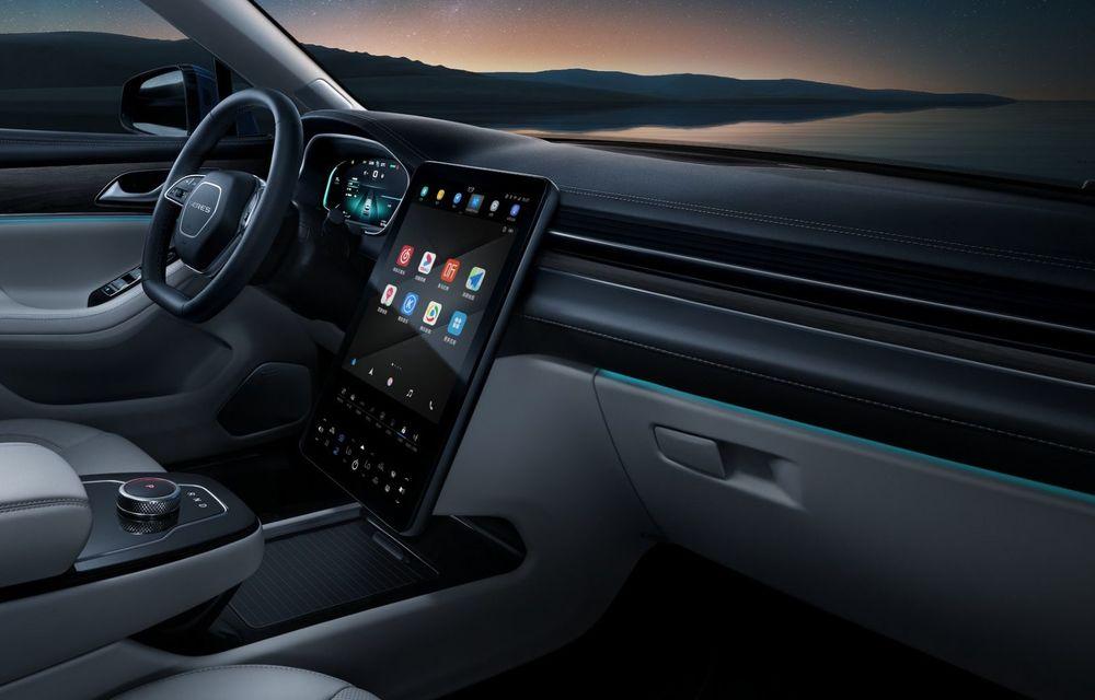 Huawei a lansat primul său automobil. SF5 este un SUV cu 551 CP și 180 km autonomie în modul electric - Poza 9