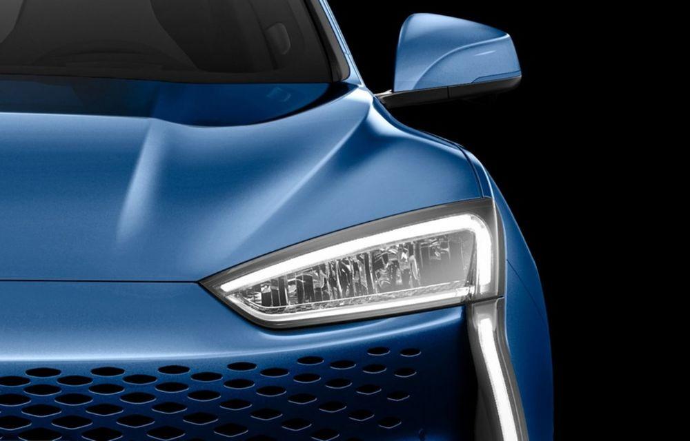 Huawei a lansat primul său automobil. SF5 este un SUV cu 551 CP și 180 km autonomie în modul electric - Poza 14