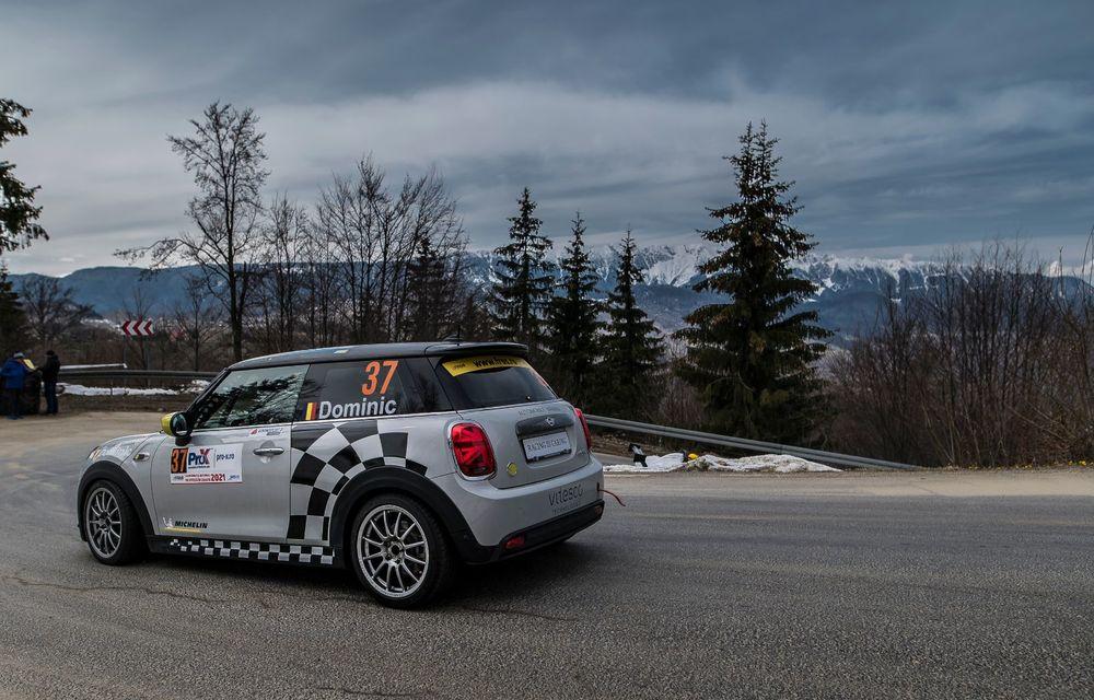Primul Mini Electric de competiție a debutat în al doilea sezon din Campionatul Național de Viteză în Coastă - Poza 6