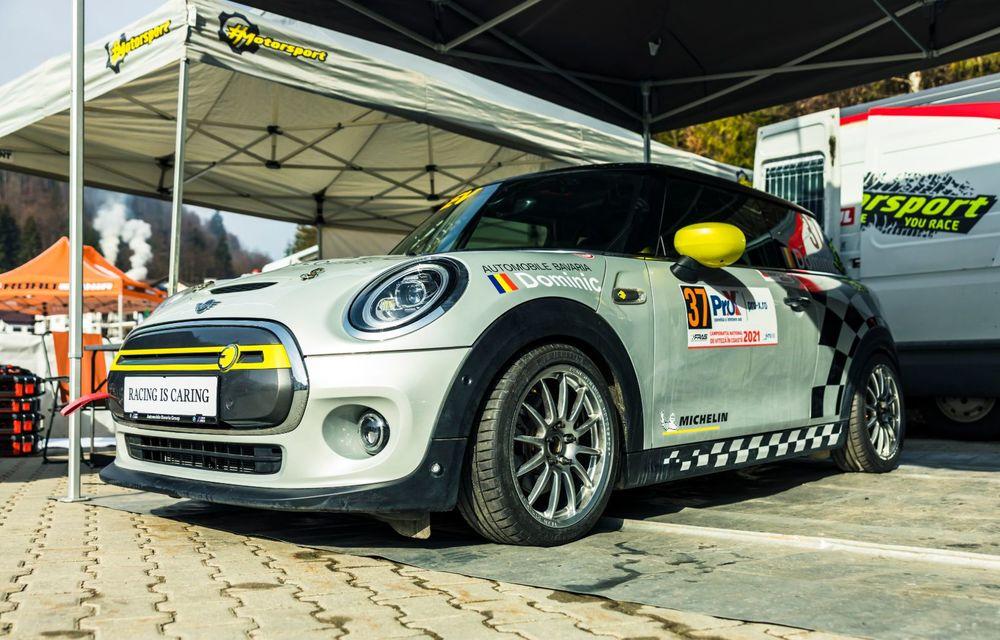 Primul Mini Electric de competiție a debutat în al doilea sezon din Campionatul Național de Viteză în Coastă - Poza 8