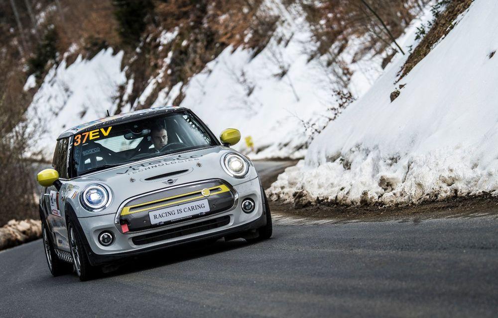 Primul Mini Electric de competiție a debutat în al doilea sezon din Campionatul Național de Viteză în Coastă - Poza 3