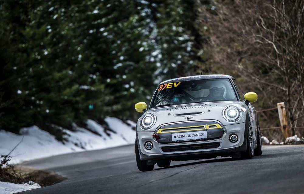 Primul Mini Electric de competiție a debutat în al doilea sezon din Campionatul Național de Viteză în Coastă - Poza 4