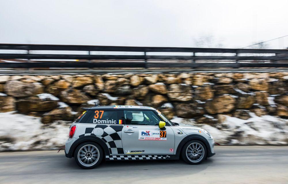 Primul Mini Electric de competiție a debutat în al doilea sezon din Campionatul Național de Viteză în Coastă - Poza 7