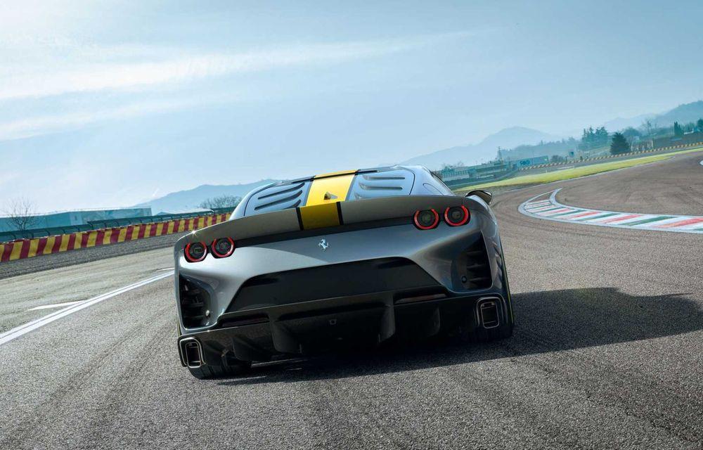 Primele informații și imagini cu Ferrari 812 Versione Speciale. Debutează în 5 mai - Poza 5