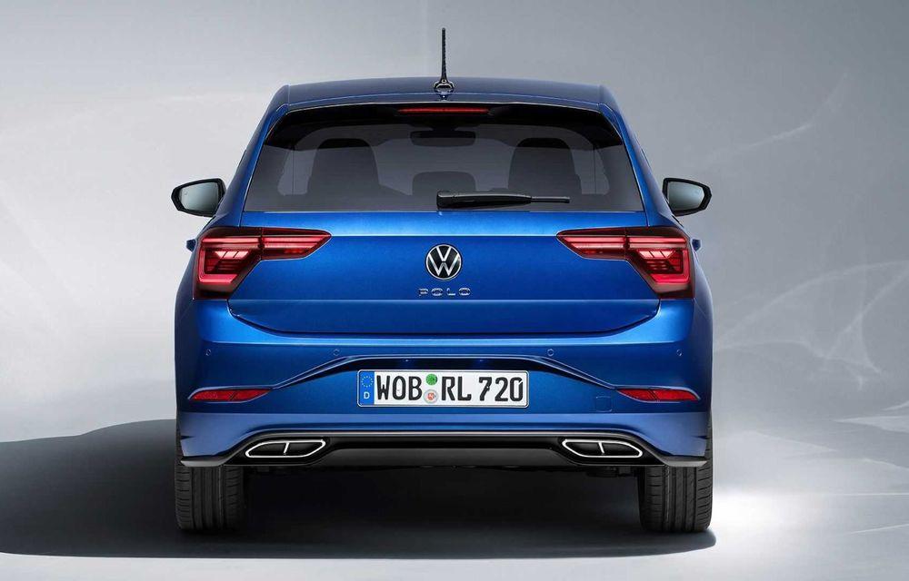 Noul Volkswagen Polo facelift: faruri matrix LED, ecran de 9.2 inch și rulare semi-autonomă de nivel 2 - Poza 5