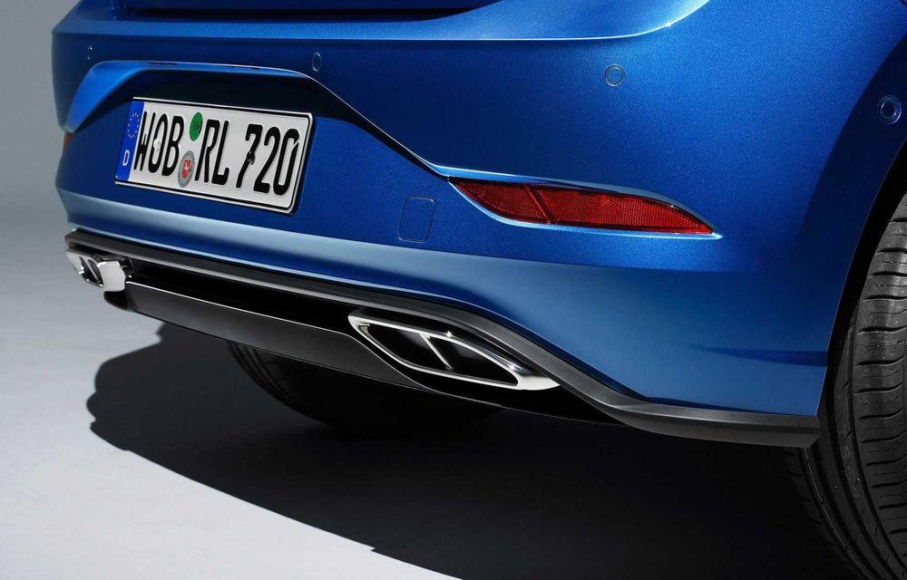 Noul Volkswagen Polo facelift: faruri matrix LED, ecran de 9.2 inch și rulare semi-autonomă de nivel 2 - Poza 16