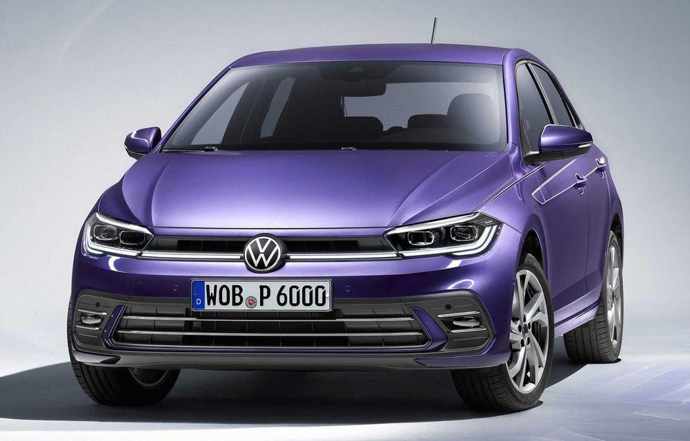 Noul Volkswagen Polo facelift: faruri matrix LED, ecran de 9.2 inch și rulare semi-autonomă de nivel 2 - Poza 6
