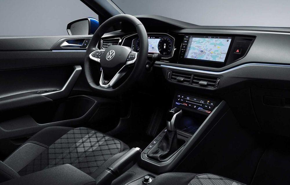 Noul Volkswagen Polo facelift: faruri matrix LED, ecran de 9.2 inch și rulare semi-autonomă de nivel 2 - Poza 11